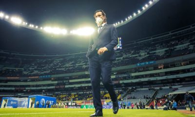 Santiago Solari, técnico de América. Foto: Twitter