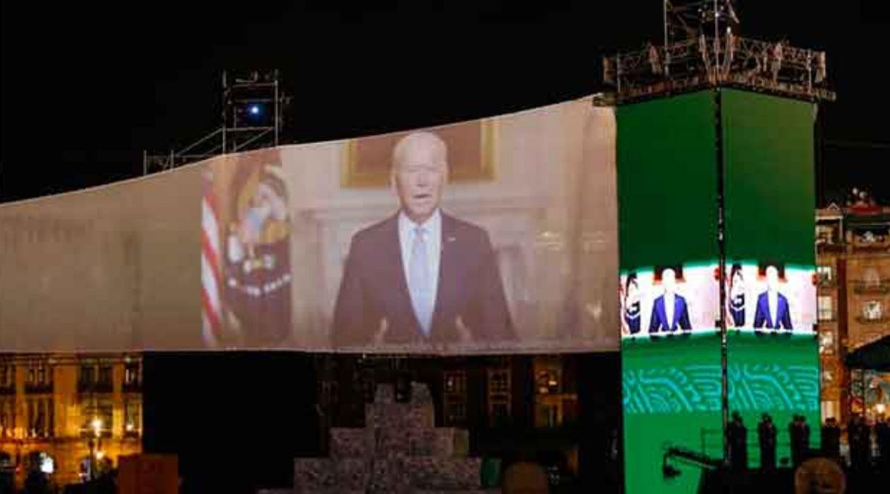 México y EU son vecinos, amigos y socios: Biden