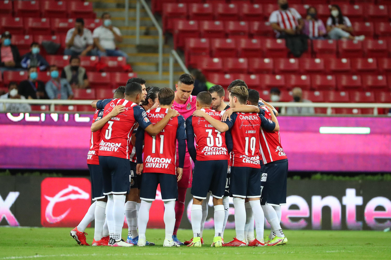 Secuestran a jugador de Chivas. Foto: Twitter