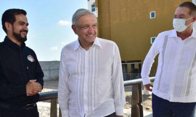 """Gobernadores de Sinaloa y Nayarit dan el """"sí"""" a AMLO; se desmarcan de sus partidos"""