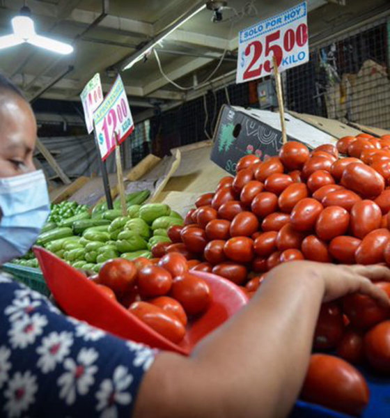Inflación se ubica en 5.87 por ciento en primera quincena de septiembre
