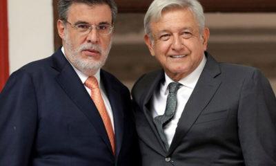 Confirma AMLO renuncia de Julio Scherer; llega Estela Ríos a la Consejería Jurídica