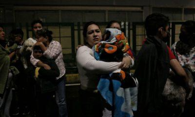 Sismos en la Ciudad de México. Foto: Cuartoscuro