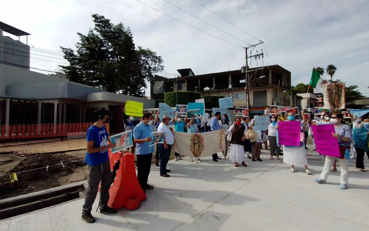 Desde Tabasco, se pronuncian en favor de la objeción de conciencia