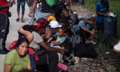 Niños viajan solos en caravana migrante, alerta UNICEF