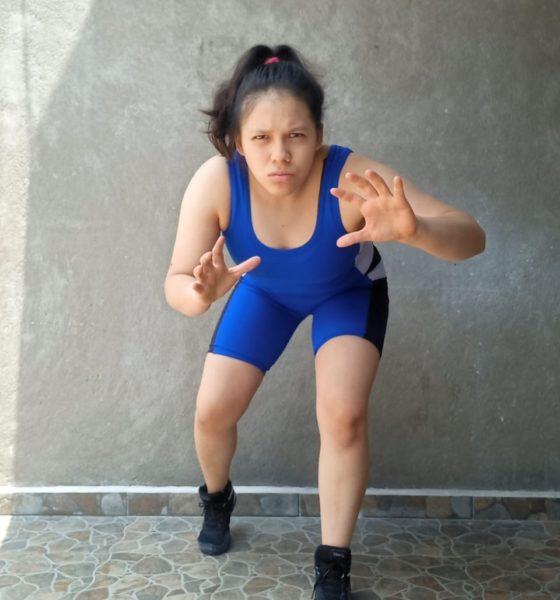 Lucha libre en la UNAM. Foto. Especial