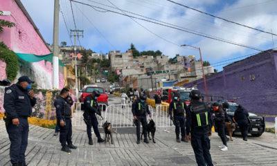 Siguen labores de búsqueda y rescate en el Cerro del Chiquihuite