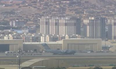 Aeropuerto de Kabul reabre para vuelos nacionales