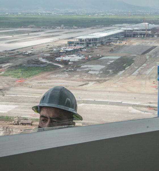 ¿Moches o impuestos? en aeropuerto Felipe Ángeles