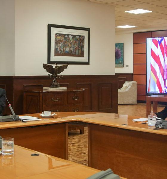 AMLO dialoga con Biden sobre energía y cambio climático