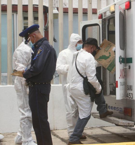 Paciente con Covid escapa de hospital; lo buscan para continuar tratamiento
