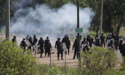 Detienen a dos ex mandos policiacos por caso Nochixtlán