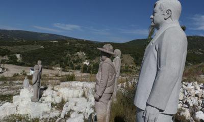 AMLO no quiere estatuas que lleven su nombre
