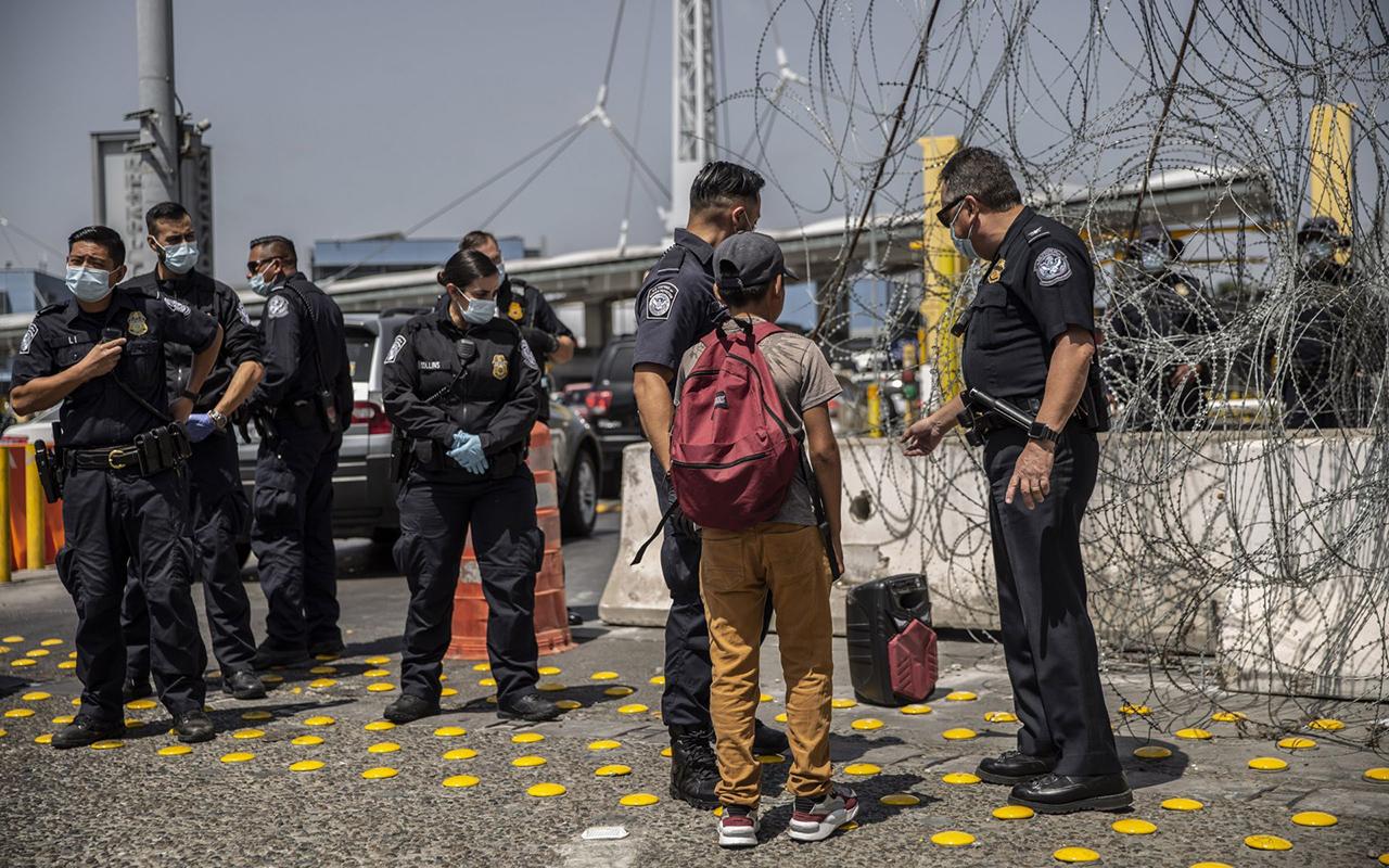 EU mantiene cierre de fronteras con México y Canadá por pandemia