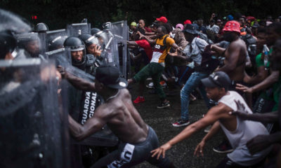 Contienen a migrantes de Centroamérica para no exponerlos a delincuentes