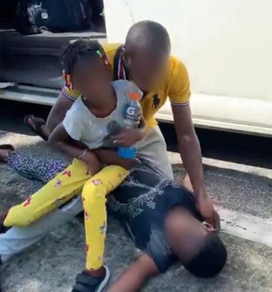 ¿Agresión o apoyo? Qué sucedió con migrantes haitianos