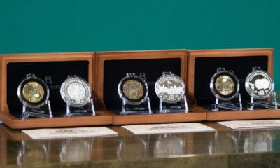 Estas son las nuevas monedas conmemorativas de México