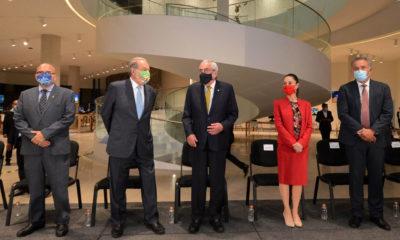 Inauguran UNAM y Fundación Slim el Pabellón Nacional de la Biodiversidad