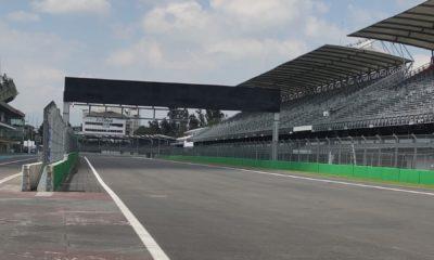 Autódromo de los Hermanos Rodríguez. Foto: Especial