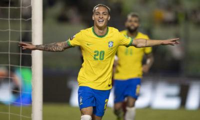 Brasil líder de las eliminatorias de la Conmebol. Foto: Twitter