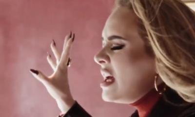 Adele estrena Easy on Me