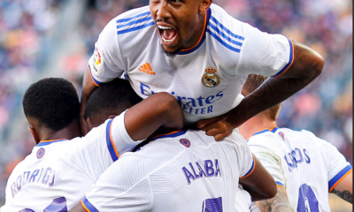 Real Madrid vence a Barcelona