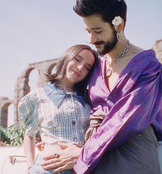 Evaluna Montaner y Camilo serán papás
