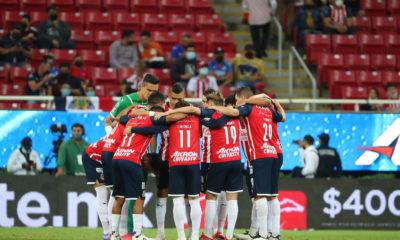 Chivas, en deuda con su afición. Foto: Twitter