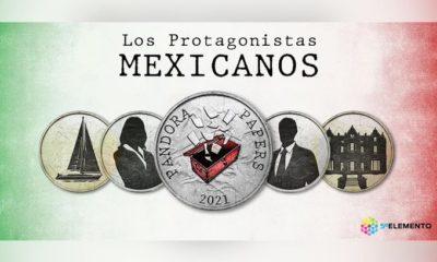 Filtran a mexicanos como evasores fiscales en Pandora Papers