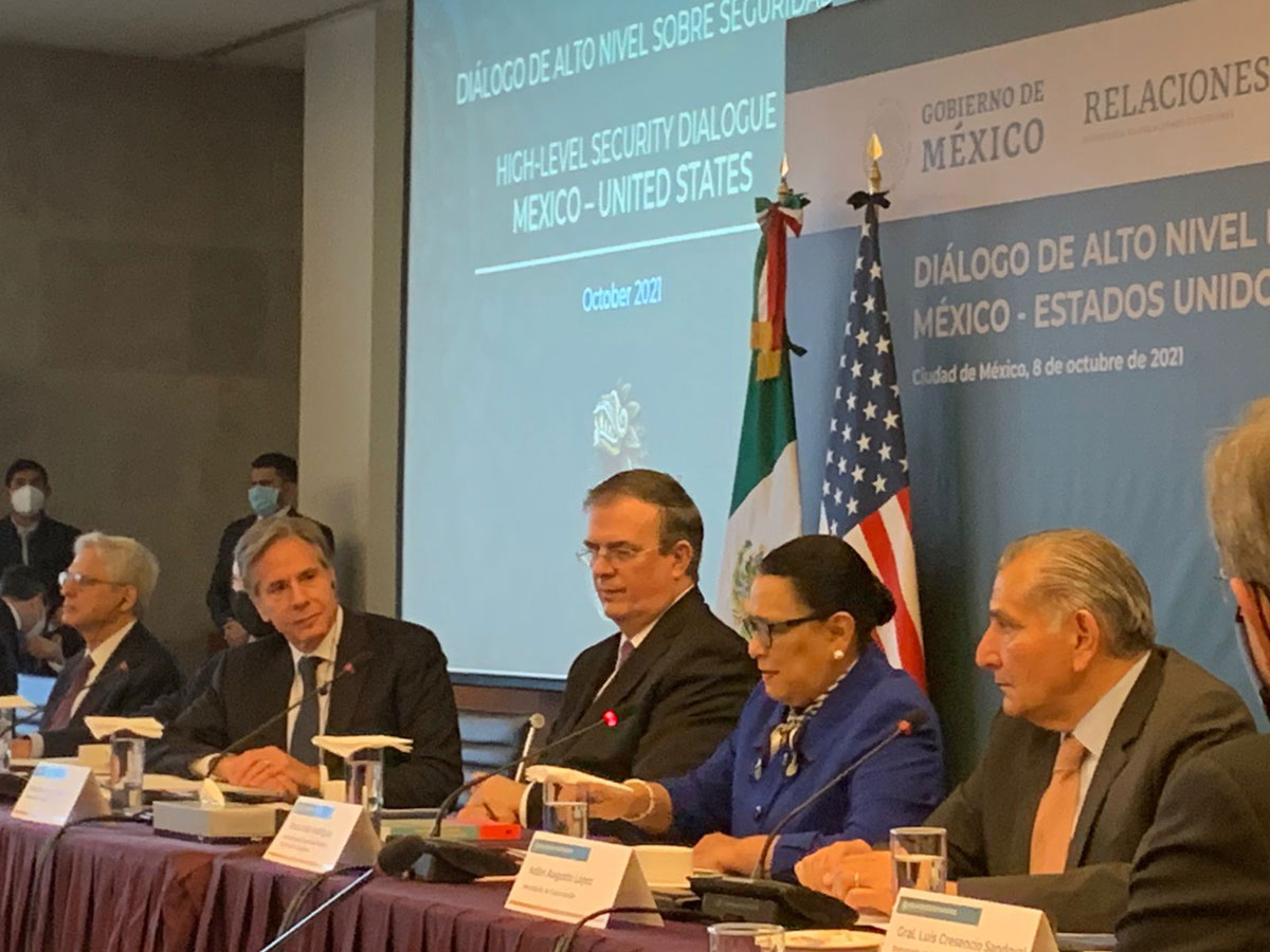 """México y EU anuncian plan de """"Entendimiento Bicentenario"""""""
