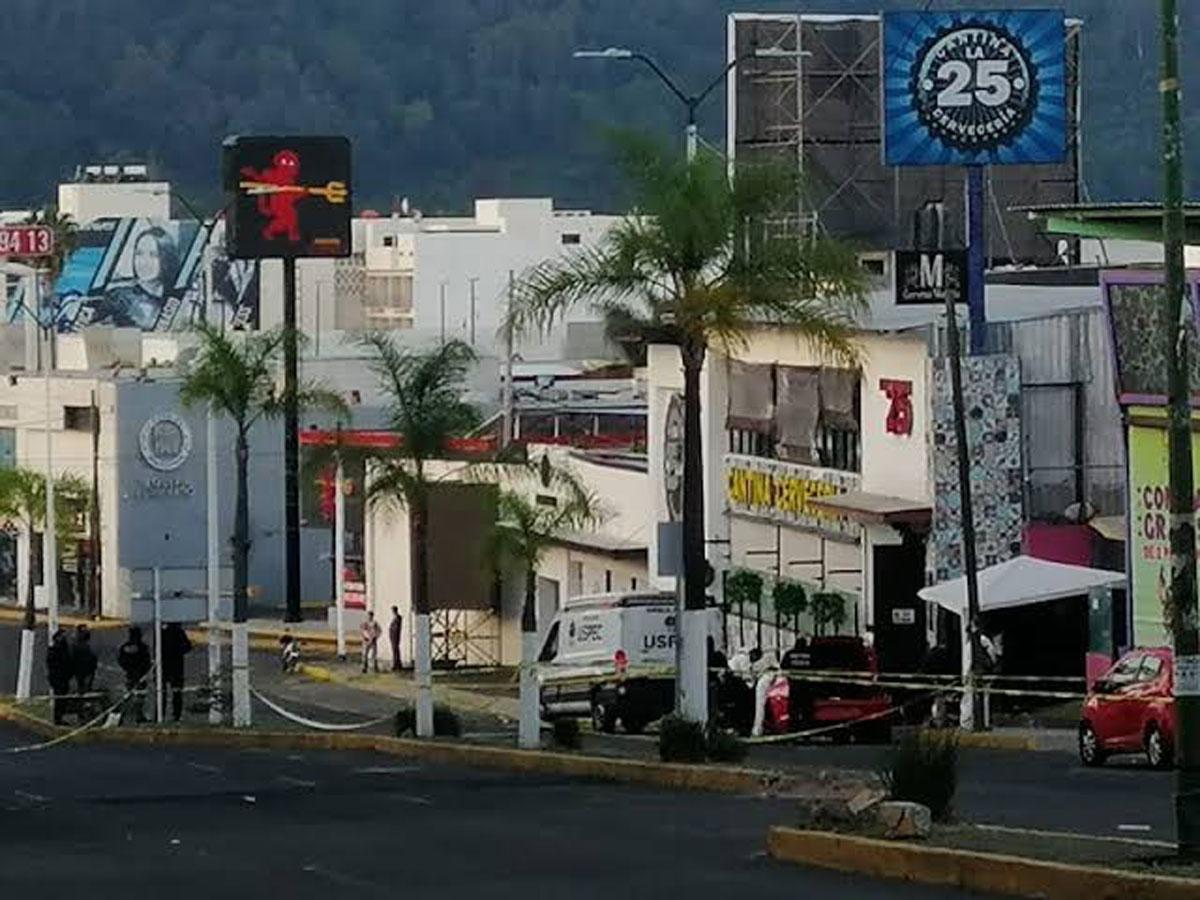 Seis muertos por ataque armado en bar de Morelia, Michoacán