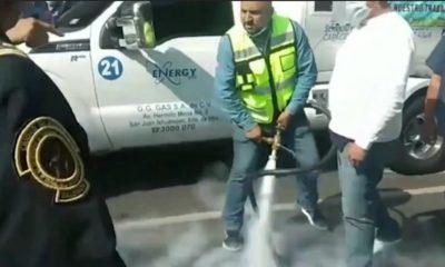 Dan prisión preventiva a repartidor de gas por tentativa de homicidio