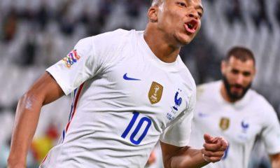 Francia a la final de la UEFA Nations League. Foto: Twitter