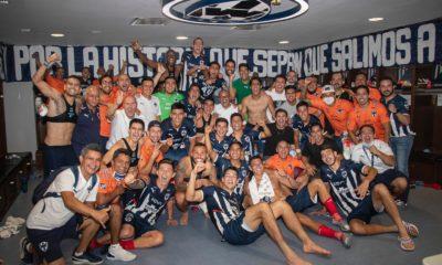 Monterrey el equipo más golpeado en la fecha FIFA. Foto: Twitter