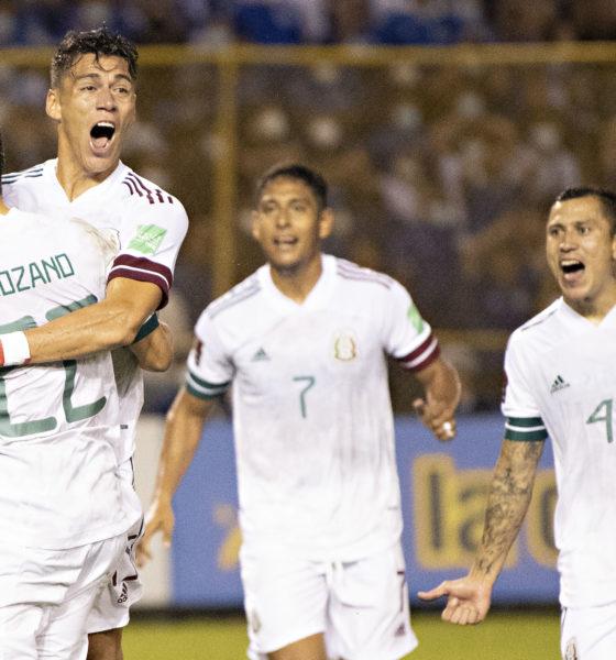 La actividad de la selección mexicana en el 2021. Foto: Twitter