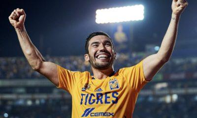 Le pega Tigres a Pachuca. Foto: Twitter