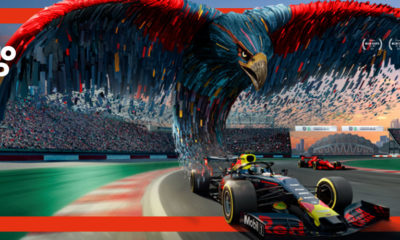 México el gran anfitrión de la Fórmula 1 . Foto: Twitter