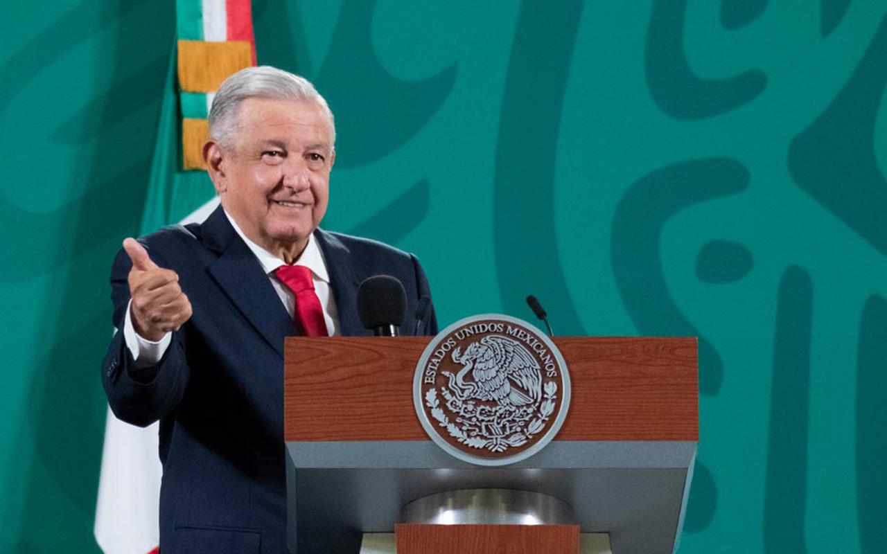 Obrador llevará al mundo discurso para combatir la corrupción