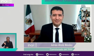 Ordenan a UNAM hacer públicos títulos de López-Gatell, Alcocer y Alcalde