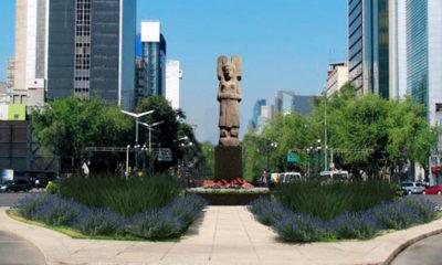 La joven de Amajac sustituirá a la estatua de Colón en Paseo de la Reforma