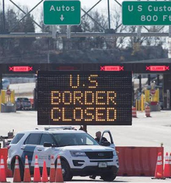 Anuncia EU apertura de su frontera con México y Canadá