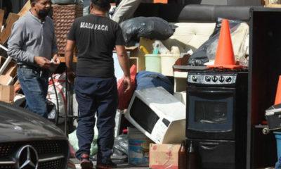 Desalojo en colonia Juárez termina en enfrentamiento; hay lesionados y detenidos