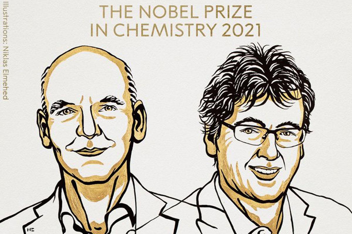 Un alemán y un escocés ganan Nobel de Química