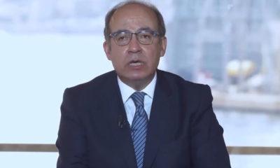 Calderón reconoce sus raíces indígenas y españolas; se va contra AMLO