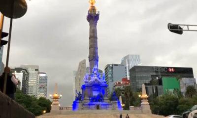 Reabren al público Ángel de la Independencia; terminó restauración
