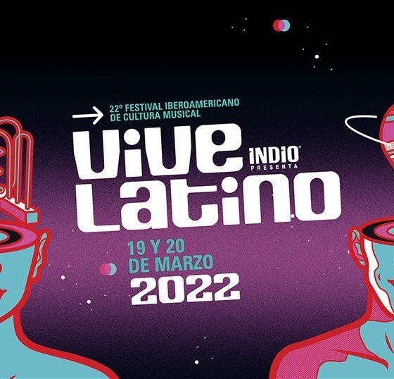 Vive Latino 2022 cartel