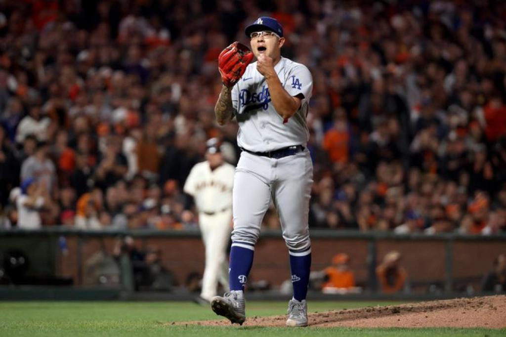 Los Dodgers y Julio Urías avanzan a la Serie de Campeonato. Noticias en tiempo real