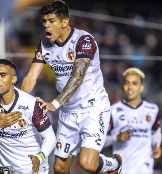 Xolos empató con Querétaro. Foto: Twitter