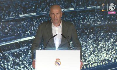 Zidane rechaza al Newcastle. Foto: Twitter
