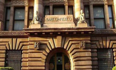 Banxico prevé crecimiento de 6.2 por ciento del PIB en 2021